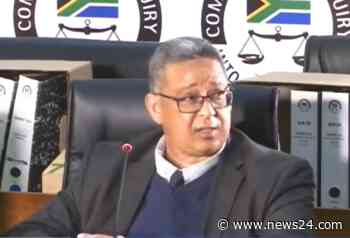 McBride and Booysens won't be cross-examined at Zondo Commission - News24