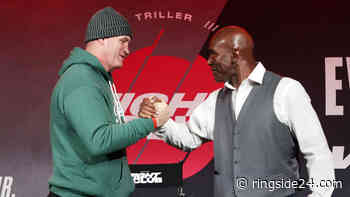 Holyfield and McBride ready to replace Lopez and Kambosos - RingSide24