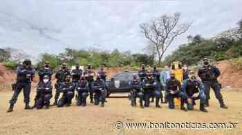 Policiais militares e guardas municipais realizam instrução de tiro policial em Bonito - Bonito Notícias