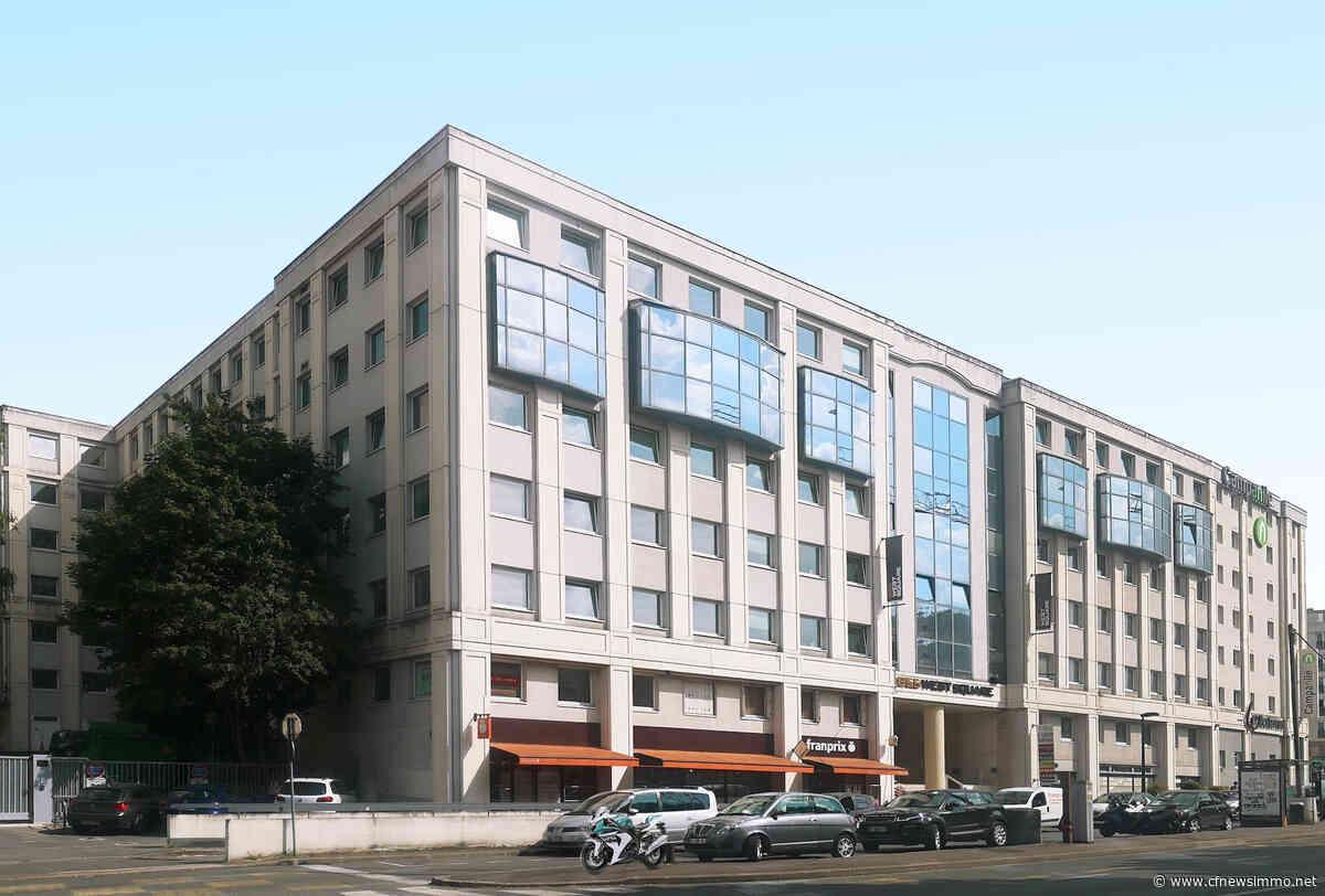 Le siège de la Poste Mobile s'échange off market à Chaville - CFNEWS Immo