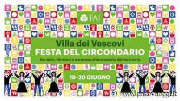 Festa dei circondari a Villa dei Vescovi a Luvigliano di Torreglia - PadovaOggi
