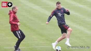 FC Bayern München: Niklas Süle – verlängern oder verkaufen? - BILD