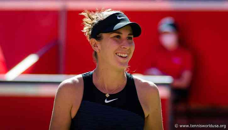 Bett1 Open: Belinda Bencic sole survivor of upsets' galore in Berlin