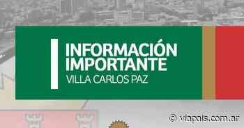 Audiencia Pública del Concejo de Representantes de Villa Carlos Paz - Vía País