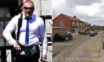 Mature student, 48, Tasered in his underpants as he studied in bed sues Met Police for £40,000
