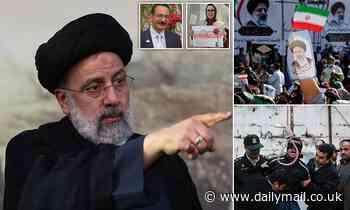 Victims of 'Butcher' Ebrahim Raisi speak as Iran prepares to make him president