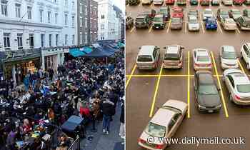 Cheaper parking and more outdoor city centre dining planned