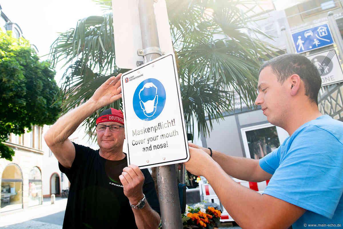 Maskenpflicht: Wo sie jetzt noch in Stadt und Kreis Aschaffenburg gilt - Main-Echo