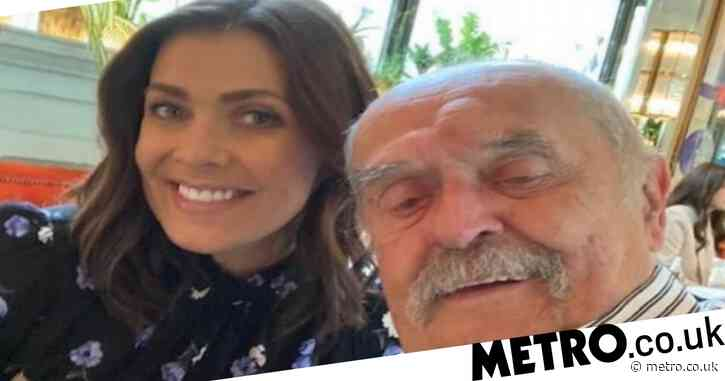 Kym Marsh's dad diagnosed with incurable prostate cancer after delaying check-up due to pandemic