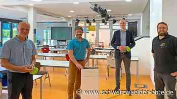 Pilotprojekt in Jettingen: Wenig Vertrauen in Masken und Stoßlüften - Luftreiniger in Schulen und Kindergärten