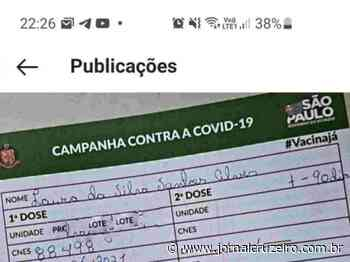 Vídeo de erro ou suposto golpe da vacina em Sorocaba viraliza - Jornal Cruzeiro do Sul