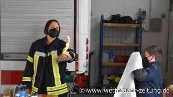 Feuer löschen und Notruf absetzen - Wetterauer Zeitung