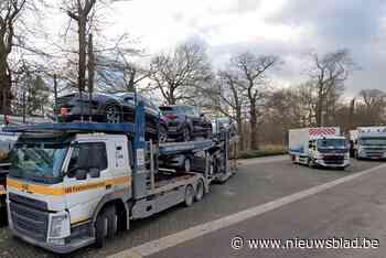 Mazout uit vrachtwagen gestolen