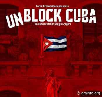 """Proyección de """"Unblock Cuba"""" en el CSA A Ixena de Teruel - AraInfo   Achencia de Noticias d'Aragón"""