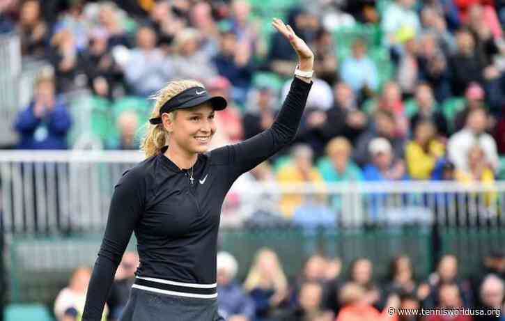 Viking Classic: Donna Vekic gets past Camila Giorgi; to face Heather Watson in QF