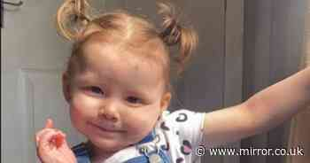 Girl, 2, dies after swallowing tiny battery as parents issued urgent warning