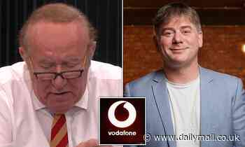 Vodafone DENIES it has pulled advertising from GB News