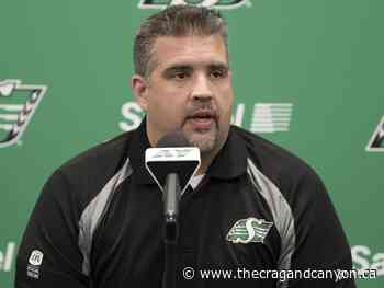 Saskatchewan Roughriders encouraging players to get vaccinated - The Crag and Canyon