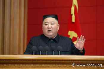 Kim Jong-un admits North Korea food concerns