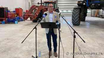 Moose Jaw mayor seeks federal Conservative nomination - CTV News