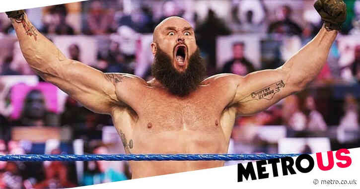 'Unstoppable': Ex-WWE star Braun Strowman looks insanely ripped in intense workout video after getting released