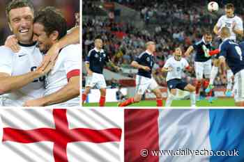 Pictures of England v Scotland at Wembley in August 2013 - Daily Echo