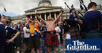 Euro 2020: Scotland fan park blocked by Westminster council - The Guardian
