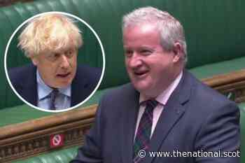 WATCH: Ian Blackford has MPs in stitches with joke about England v Scotland - The National