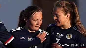 Wales 0-1 Scotland: Erin Cuthbert scores winner for visitors from Laura O'Sullivan error - BBC Sport