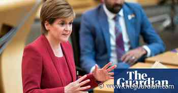 Sturgeon suggests delay in Scottish Covid lockdown easing - The Guardian
