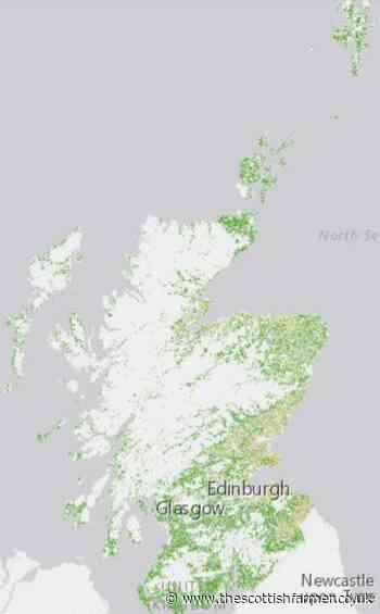 One map to record all of Scotland's crops - The Scottish Farmer