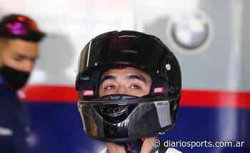 Luego de su operación, González corre en Aragón - diariosports.com.ar