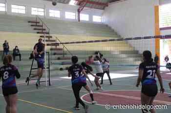 Preparan el Campeonato Nacional de Voleibol Lobos Huichapan - Criterio Hidalgo
