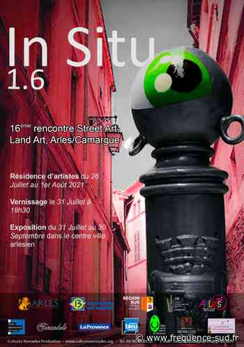 In Situ 1.6: 16e Rencontre de création Street Art, Land Art. Arles - Camargue - Frequence-Sud.fr