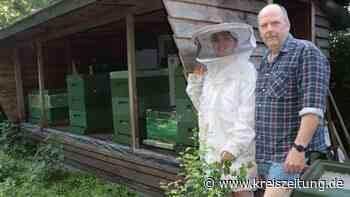 Eitzendorfs Bienenbetörer: Günther Bohlmann kümmert sich um 240000 Insekten - kreiszeitung.de