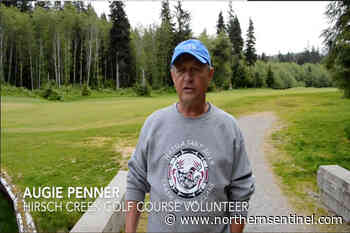 VIDEO: Kitimat golf course volunteers making moves for the fishlings – Kitimat Northern Sentinel - Kitimat Northern Sentinel