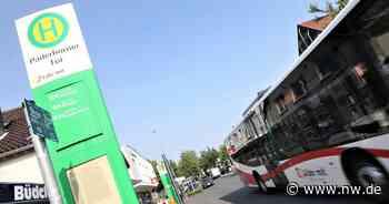 35 barrierefreie Bushaltestellen für Warburg - Neue Westfälische