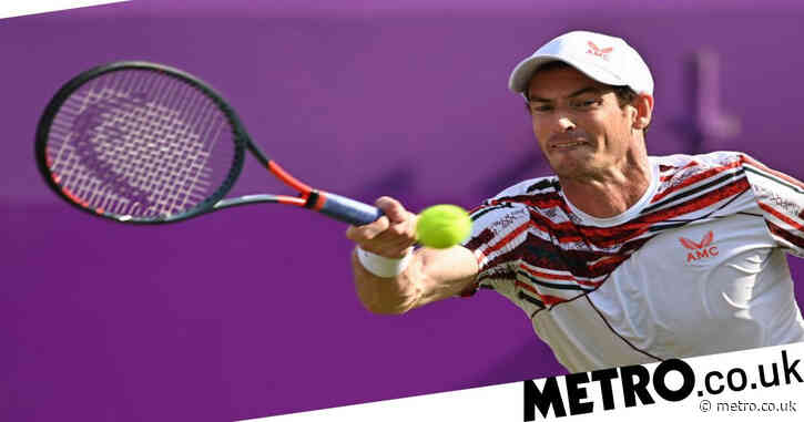 Queen's 2021: How to watch Andy Murray compete live