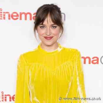 Dakota Johnson to star alongside Sean Penn in Daddio - Film News