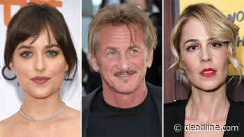 Dakota Johnson And Sean Penn To Star In Christy Hall's 'Daddio'–Hot Cannes Package - Deadline