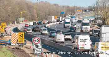 Smart motorway: M4 to close this weekend between Slough and Langley - Maidenhead Advertiser