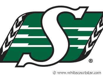 Saskatchewan Roughriders back on the field Aug. 6 - Whitecourt Star