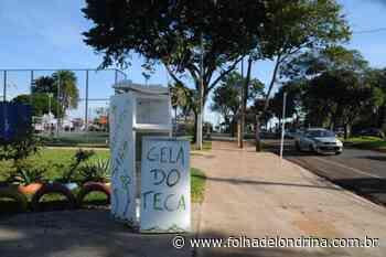'Geladoteca' do jardim Bandeirantes é vandalizada - Folha de Londrina