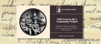 Goulbourn Museum presents - With Love to All: A Community Project - StittsvilleCentral.ca
