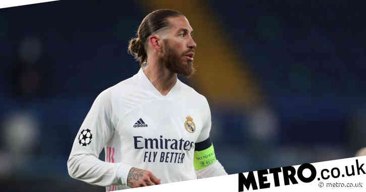 Manchester United and Manchester City among four clubs in running to sign Sergio Ramos