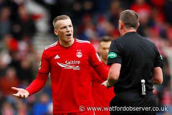 Aberdeen's Stephen Glass addresses Watford approach for Lewis Ferguson