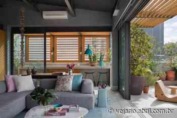 Cobertura duplex no Rio de Janeiro possui área íntima de 151 m² - Veja Rio
