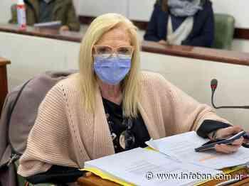 El HCD de San Isidro reconoció a Susana Guidi Rojo por su trabajo en la pandemia - InfoBan