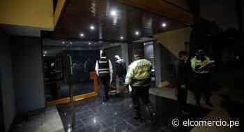 Falsos delivery, asaltos a mano armada y robos en domicilios: en dos semanas hubo cinco incidentes en San Isidro - El Comercio Perú