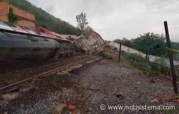 Instalan comité investigador por descarrilamiento de tren en San Isidro Mazatepec - Notisistema